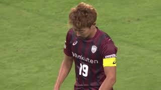 2017年9月23日(土)に行われた明治安田生命J1リーグ 第27節 神戸vs川...