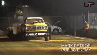 LISTIE NATIONALS 2018 | Super Street Gas 4x4 Trucks