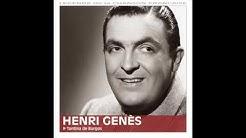 Henri Genès - A la Garenne-Bezons