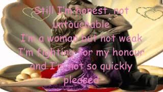 Sofie - I LOVE YOU (With Lyrics).wmv  (HQ)