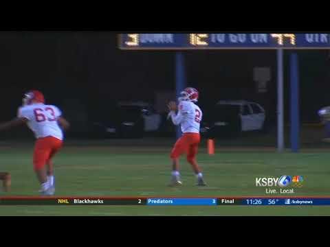 Santa Maria High School prepares for CIF Championship on a busy night