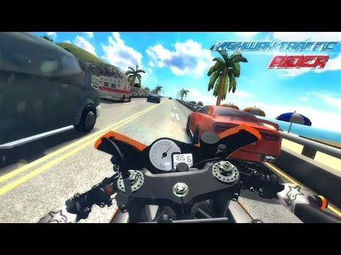 Highway Traffic Rider (Denali Games LLC) Motorbike Riding Android Gameplay HD