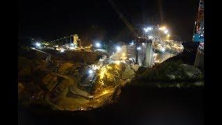高知県宿毛市に建設中のダムの見学ツアーに行ってきました。 日本の技術...