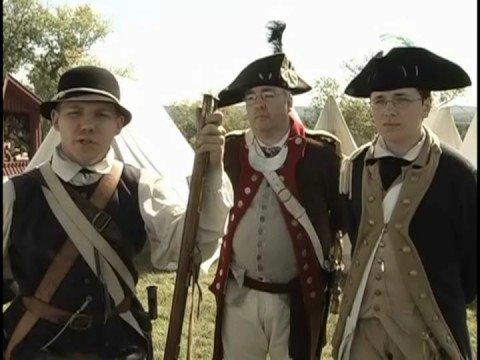 Continental Army 1777: Documentary