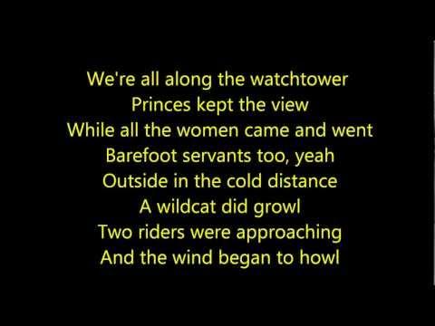Devlin - (All Along The) Watchtower Ft. Ed Sheeran Lyrics