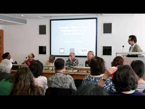 Curatorial Panel: Response & Discussion: Showing, Telling, Seeing
