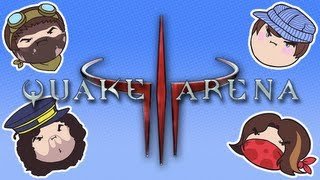 Quake III Arena - Steam Rolled