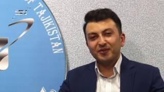 Интервью с Дамирбек Олимовом