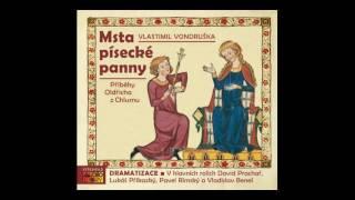 Vlastimil Vondruška - Msta písecké panny (Detektivka, Audioknihy, Mluvené slovo | AudioStory)