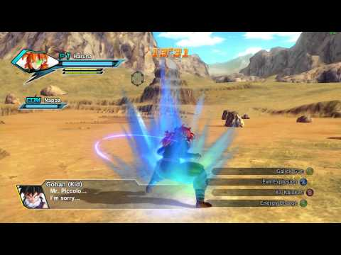 dragonball xenoverse paralell quest 06 how to get kaioken x3