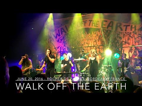 Walk Off The Earth Show - June 20, 2016 - Rocher de Palmer, Cenon (Bordeaux), France