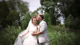 Самая красивая свадебная прогулка  Харьков 15.06.2013