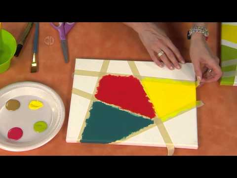 Hands on Crafts for Kids Show Episode 1602-1