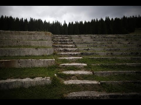 Spooky Photos Of Sarajevo's Abandoned Olympic Venues HD 2014 HD