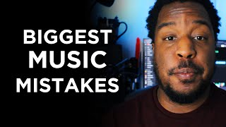 The BIGGEST MISTAKES Indie Artists are Making