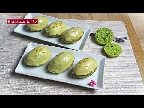 Wielkanocne muffiny (jajka) w cytrynowym lukrze :: Skutecznie.Tv [HD]