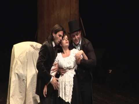"""Recitativo, Terzetto """" Cosa sento ? """" - Le Nozze di Figaro"""