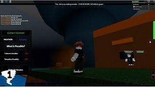 Roblox Tornado Survival (Tornado Alley 2) Ep. 1