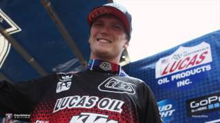Today, Jessy Nelson is a high flying member of the Lucas Oil/Troy L...