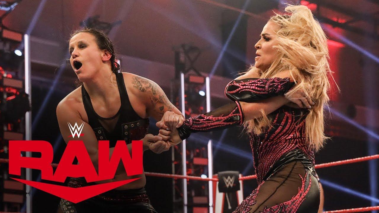 Natalya vs. Shayna Baszler: Raw, May 11, 2020
