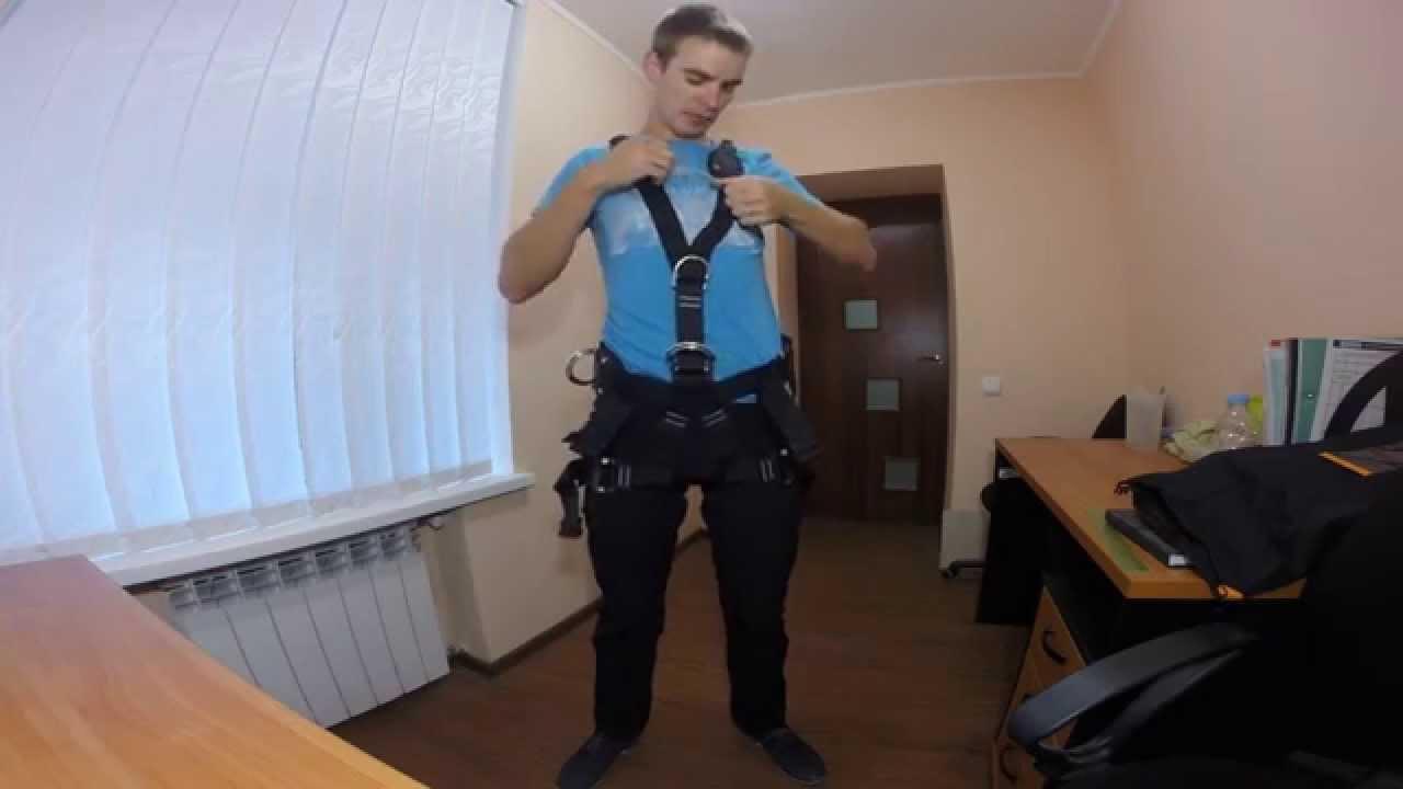 Зажим страховочный Капля Венто дюраль - YouTube