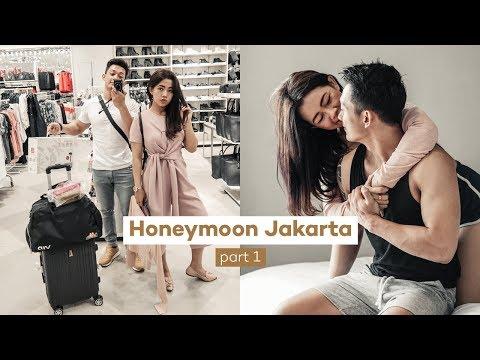 VLOG 1 : JAKARTA IN LOVE | part 1