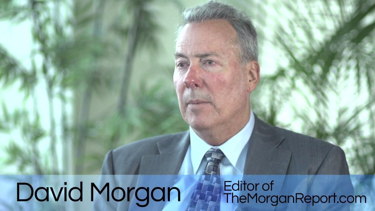 David Morgan Interview: Silver price starts 2021 strong; can it hit , David Morgan's target?
