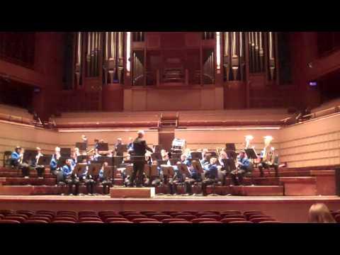 Eden HS Performs at Morton H Meyerson Hall in Dallas, TX