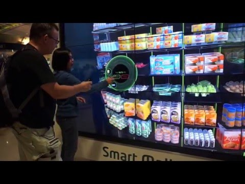 The world's first Smart Mall in Dubai