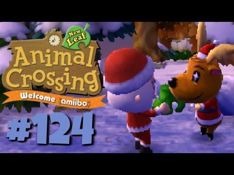 Let's Play Animal Crossing: New Leaf - Welcome amiibo :: #124 :: Jingle Jangle