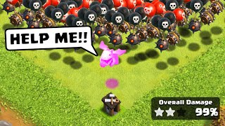 NEW COC FUNNY MOMENTS, EPIC FAILS AND TROLLS COMPILATION EP10 - FUNNY CLASH OF CLANS MONTAGE