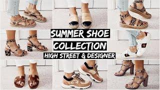 Summer Shoe Collection High Street & Designer 2019