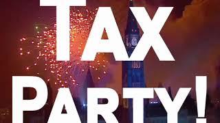 Trudeau's Century of Taxes CELEBRATION!