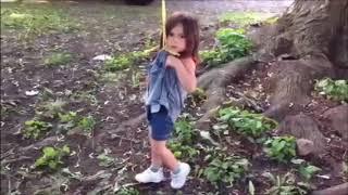 Emmerson Taylor DIY Bungee Jump Swing Sings Chimmycaleedie