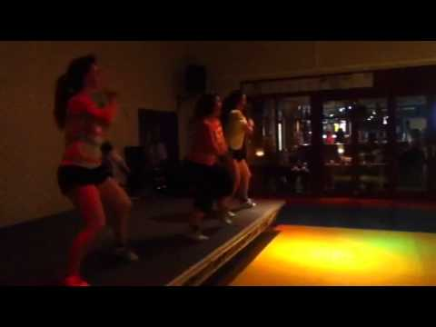 Bodyjam 61 Second block DMFAO Nicole, Cheryl and Jennifer