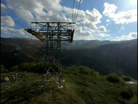 Wings Of Tatev Ariel Tramway - World's Longest Non Stop Cable Car