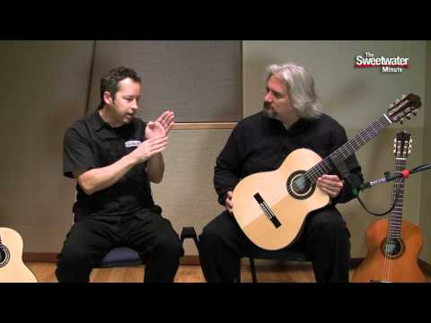Sweetwater Minute - Vol. 112, Cordoba Guitars Overview