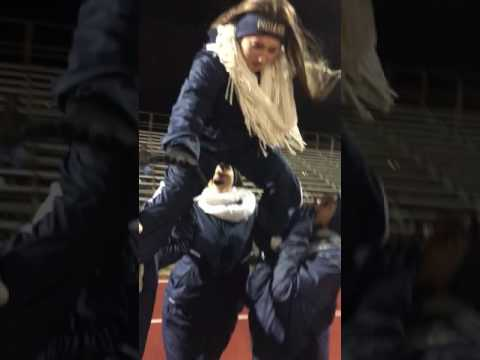 Newington High School Cheer Mannequin Challenge