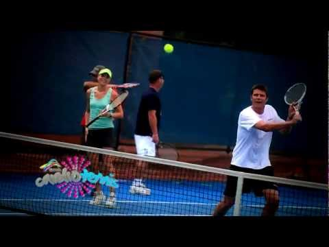 Cardio Tennis - Promotional Overview