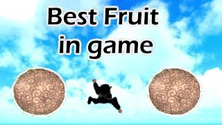 Guru Guru No Mi The Best devil fruit in game | Showcase ;3 - Roblox One Bizarre Adventures