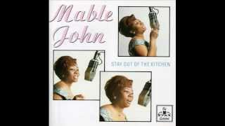 Gambar cover Mable John - Stay Out Of The Kitchen