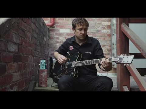 Duesenberg Gran Majesto with Cusack MusicDewdrop/Fender 68 Princeton