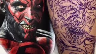 Electrum Tattoo Stencil Primer - Available at PainfulPleasures.com
