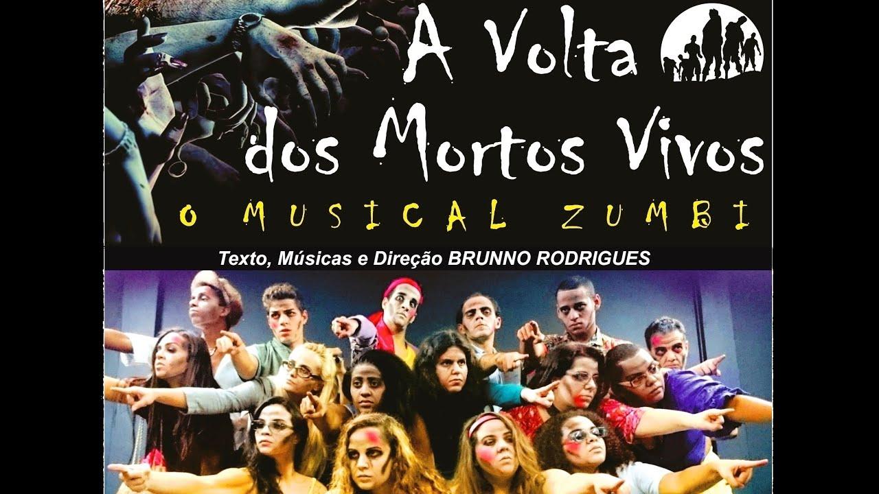 Filme Mortos Vivos for a volta dos mortos vivos (teaser - making of) - sopro do ator 2014