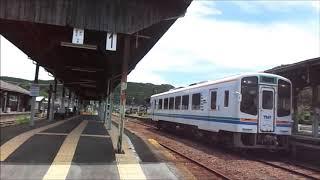 天竜浜名湖鉄道。TH2100形気動車。