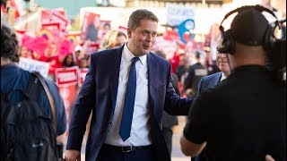 Andrew Scheer on the campaign trail   Day 34