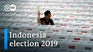 Indonesia election 2019: What issues are on the ballot? | DW News