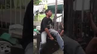 Viral..!! ONE MAN SHOW TANPA ALAT MUSIK