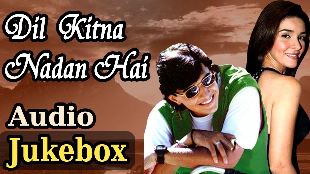 Download Dil Kitna Nadan Hai (HD)- All Song - Raja Bherwani -Raageshwari -Kumar Sanu - Alka Yagnik -Anu Malik