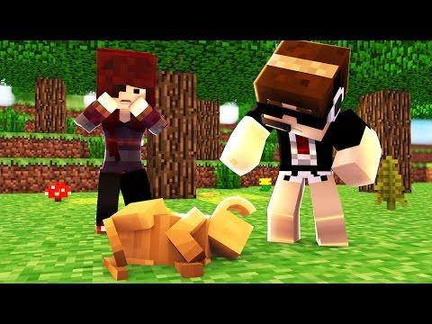 NÃO ACREDITO QUE ACONTECEU ISSO COM O MASCOTE | Minecraft [AVENTURA EM DUPLA] Ep 04